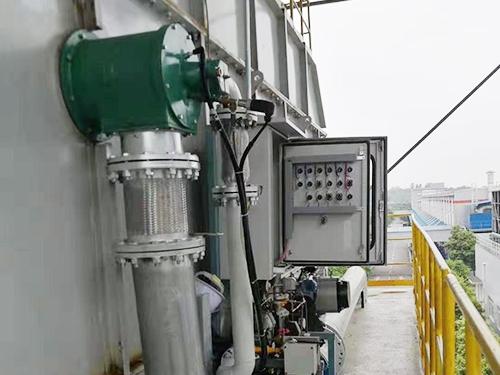 江苏绿景环保设备有限公司西宁同鑫科技-TJ1000