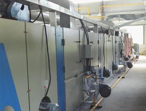 拉幅定型机及工业炉节能环保改造工程